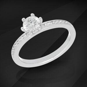 MIKU Diamonds - Diamond Ring