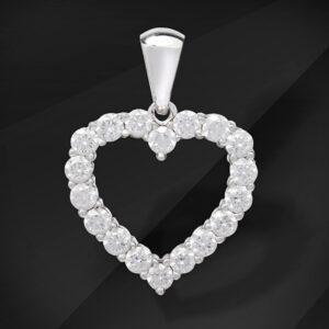 Diamond pendant - MIKU Diamonds